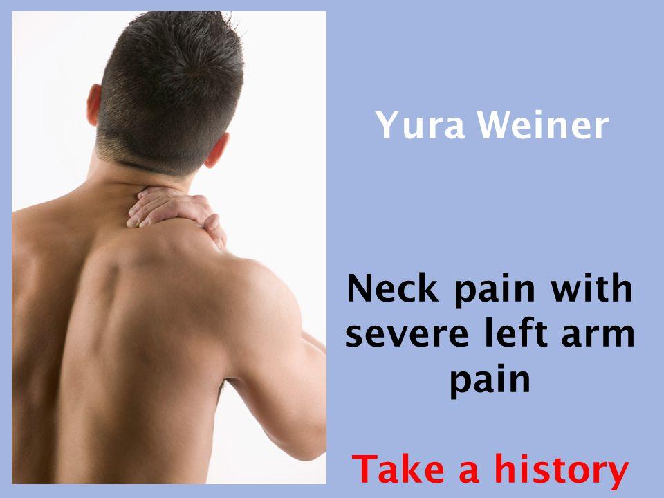 Severe Cervical Stenosis