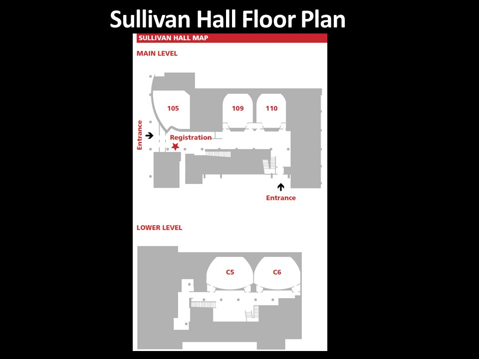 Sullivan Hall Floor Plan
