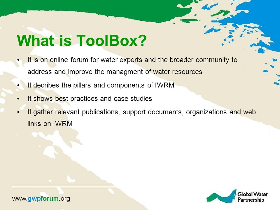 What is ToolBox.