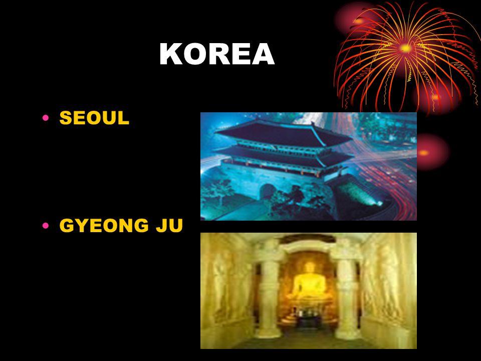 KOREA SEOUL GYEONG JU