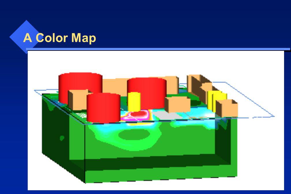 A Color Map