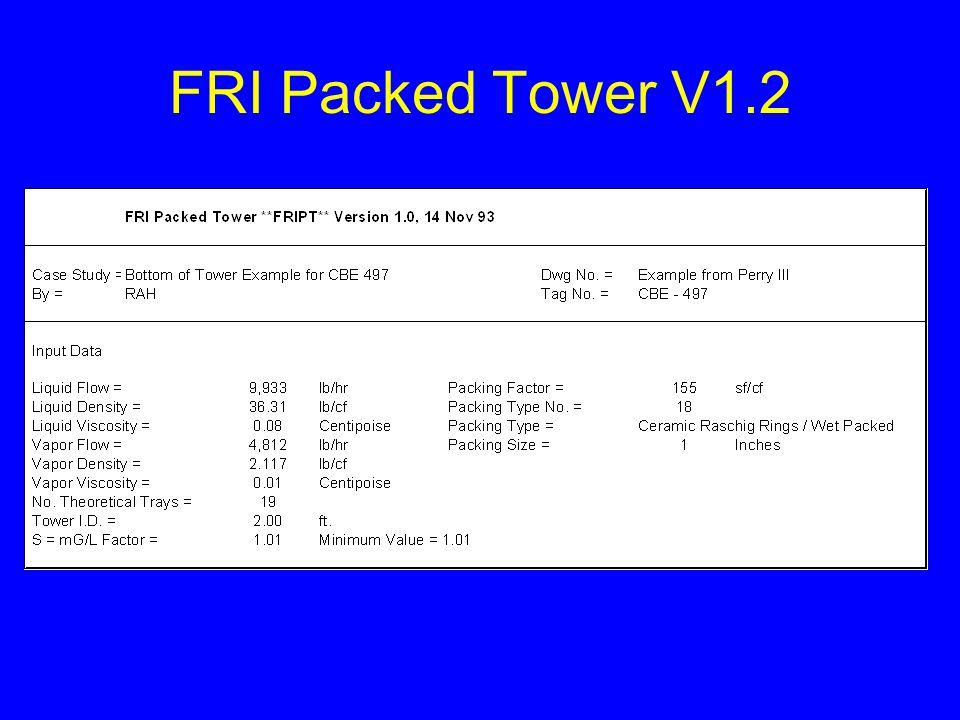 FRI Packed Tower V1.2