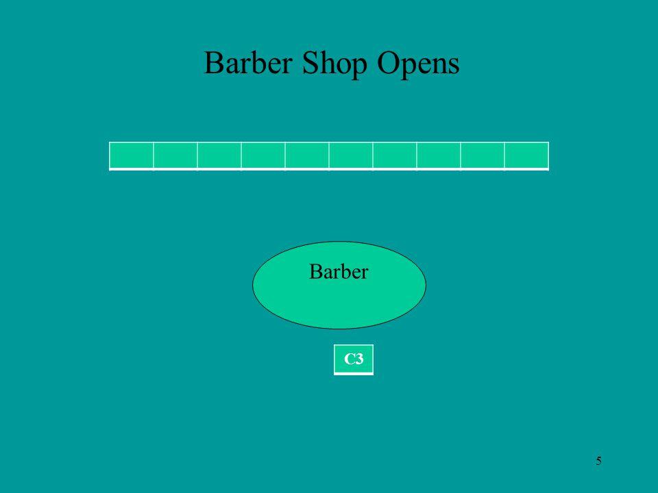 5 C3 Barber Barber Shop Opens C2C3
