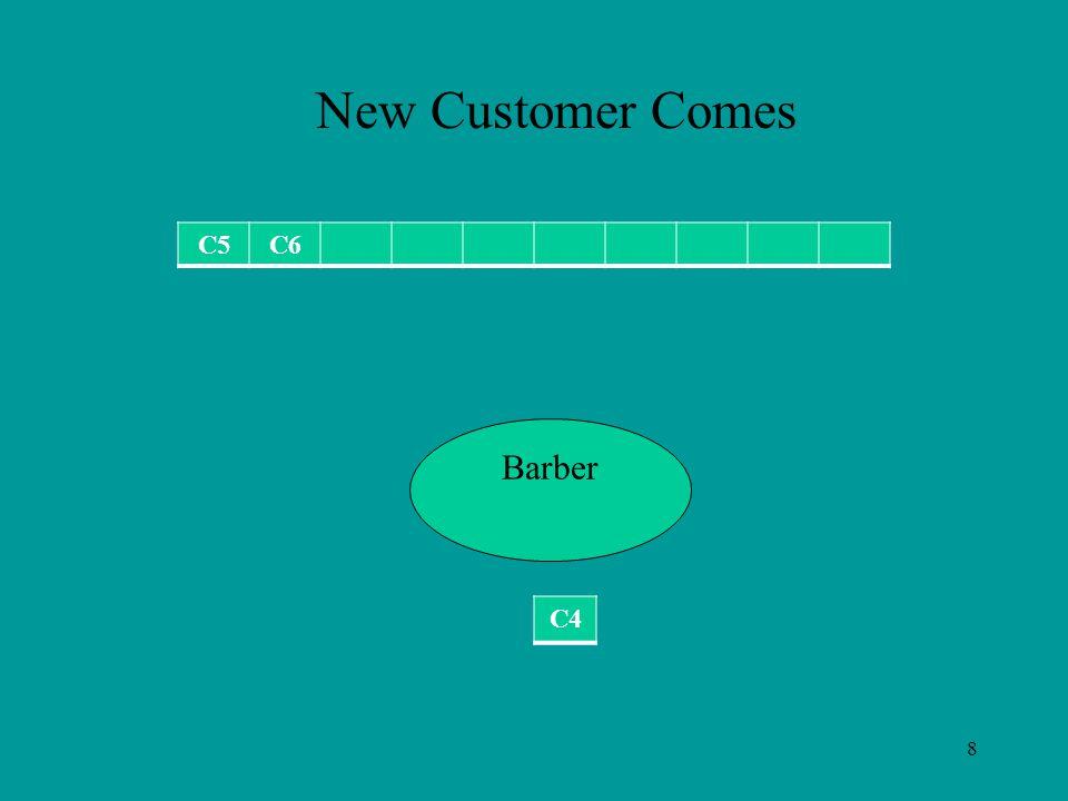 8 C5C6 Barber New Customer Comes C4