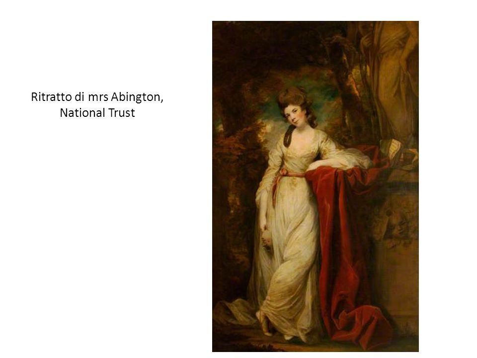 Ritratto di mrs Abington, National Trust