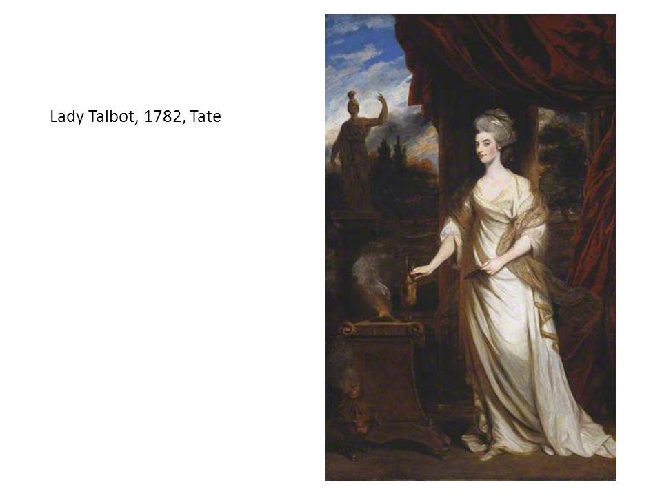 Lady Talbot, 1782, Tate