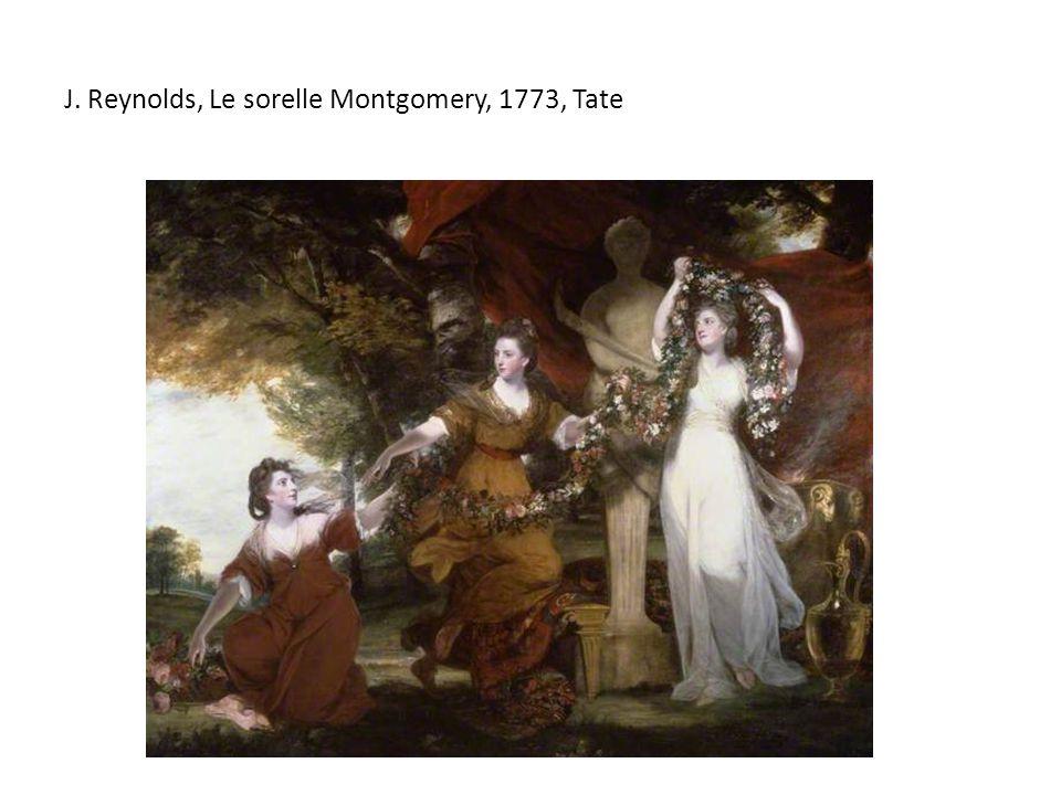 J. Reynolds, Le sorelle Montgomery, 1773, Tate