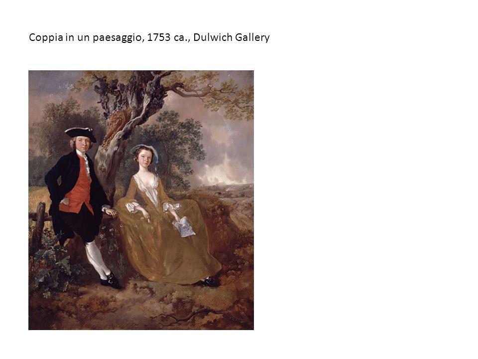 Coppia in un paesaggio, 1753 ca., Dulwich Gallery