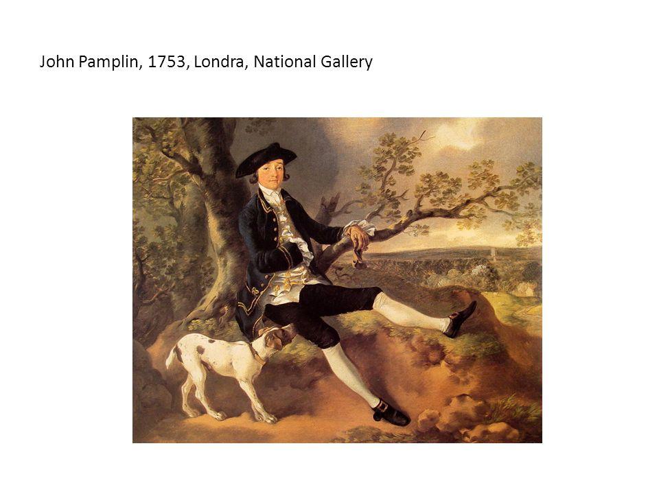 John Pamplin, 1753, Londra, National Gallery