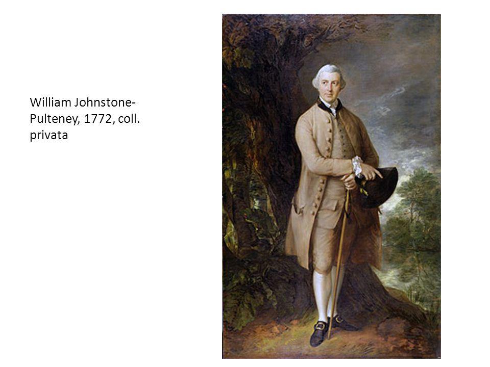 William Johnstone- Pulteney, 1772, coll. privata