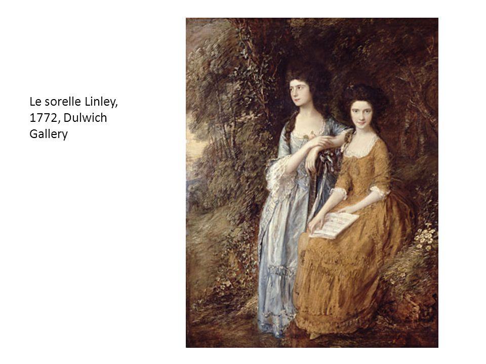 Le sorelle Linley, 1772, Dulwich Gallery