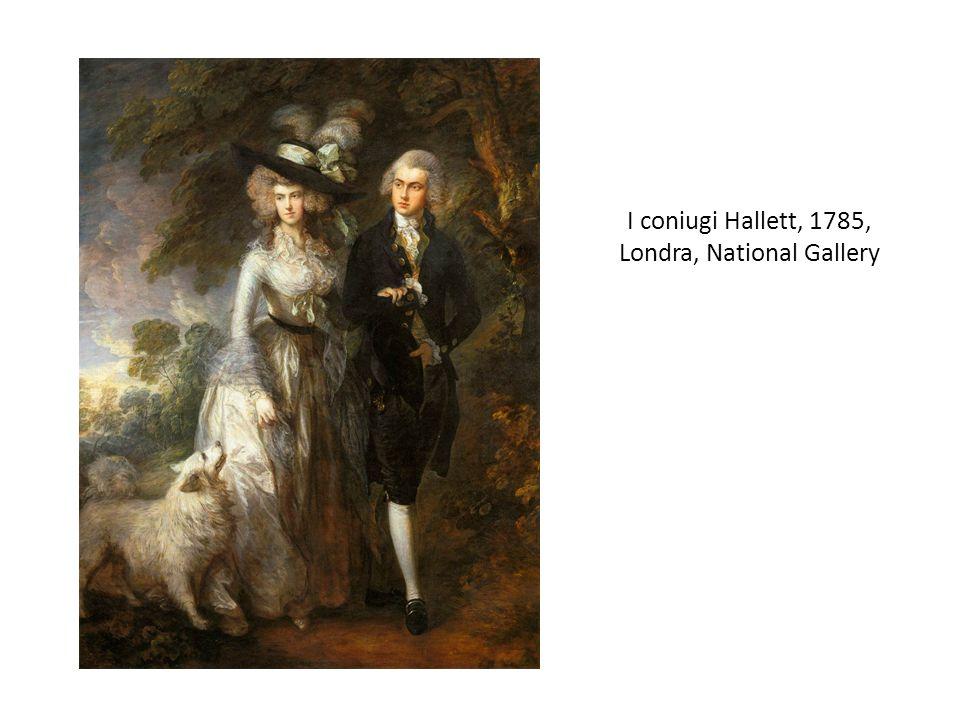 I coniugi Hallett, 1785, Londra, National Gallery