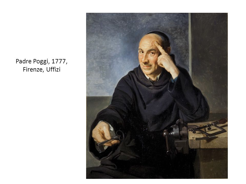 Padre Poggi, 1777, Firenze, Uffizi