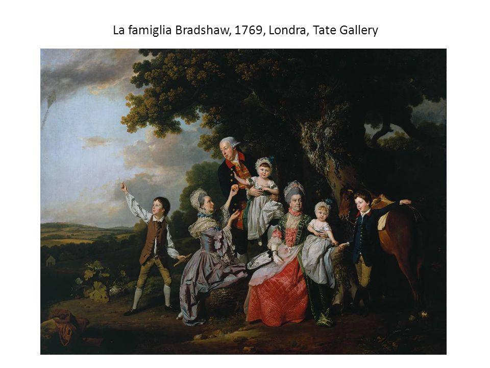 La famiglia Bradshaw, 1769, Londra, Tate Gallery