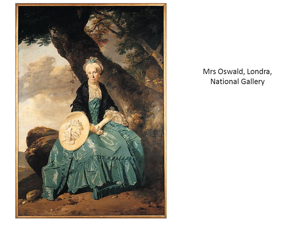Mrs Oswald, Londra, National Gallery