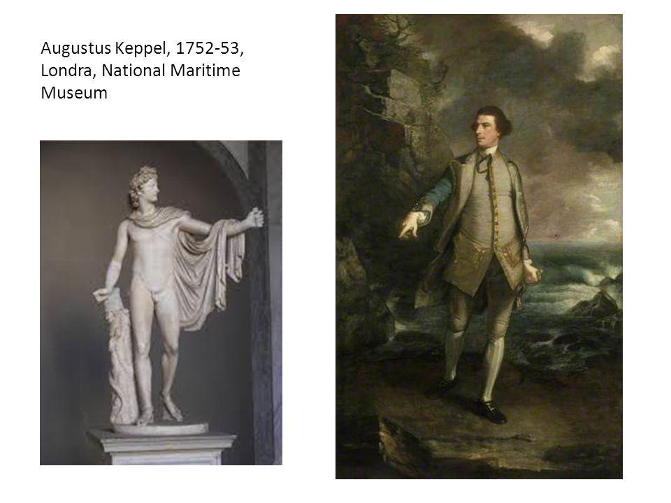 Augustus Keppel, 1752-53, Londra, National Maritime Museum