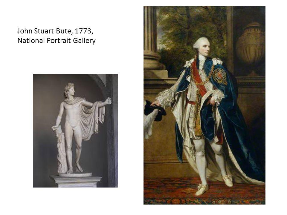 John Stuart Bute, 1773, National Portrait Gallery