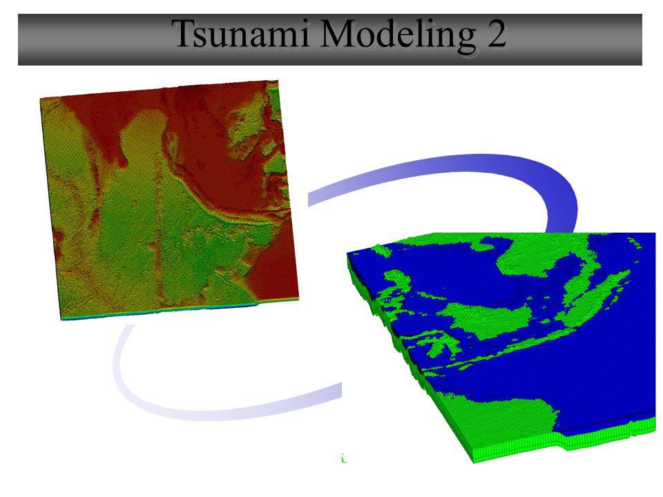 Tsunami Modeling 2
