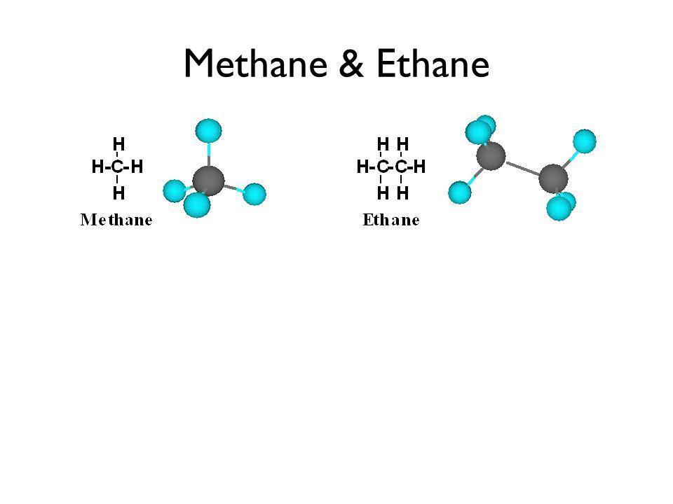 Methane & Ethane