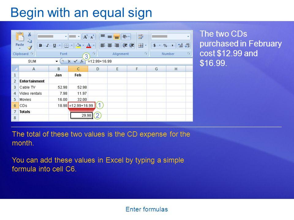 Enter formulas Test 3, question 1 How would you print formulas.