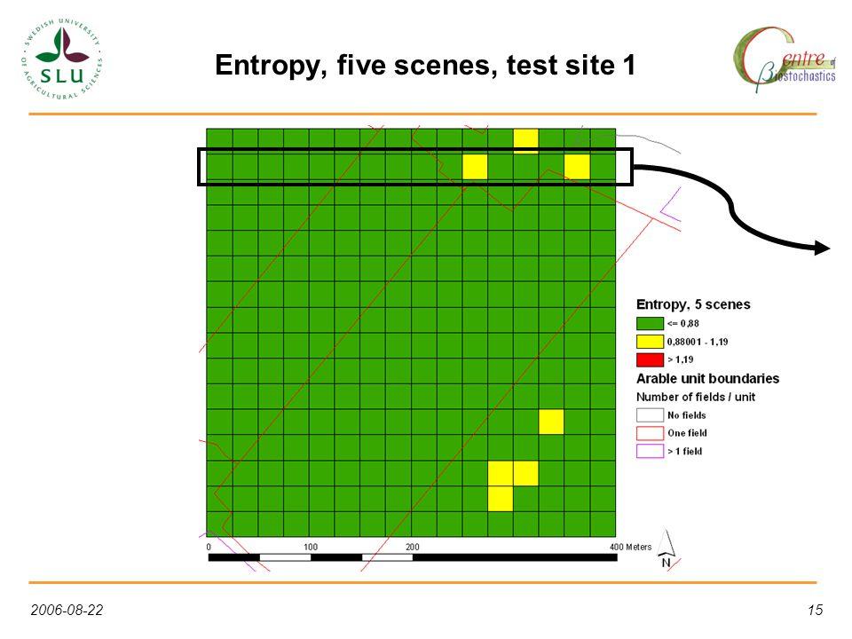 2006-08-2215 Entropy, five scenes, test site 1