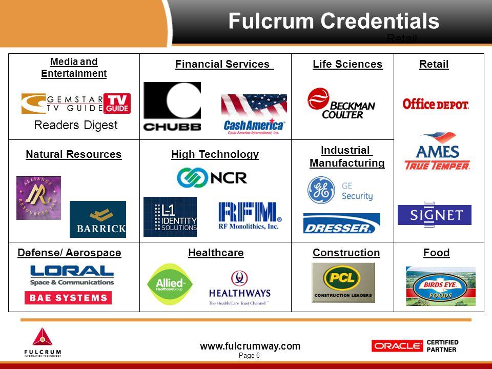 www.fulcrumway.com Page 37 C.