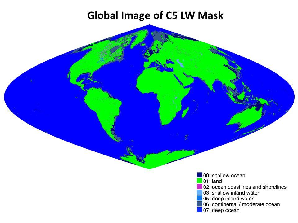 Global Image of C5 LW Mask