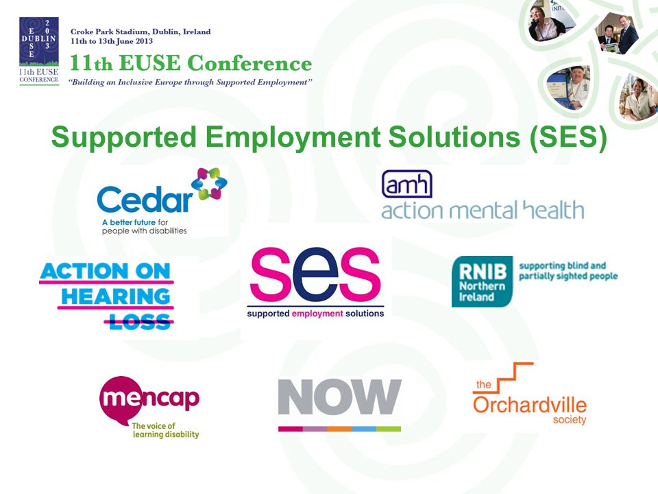 Supported Employment Solutions (SES)