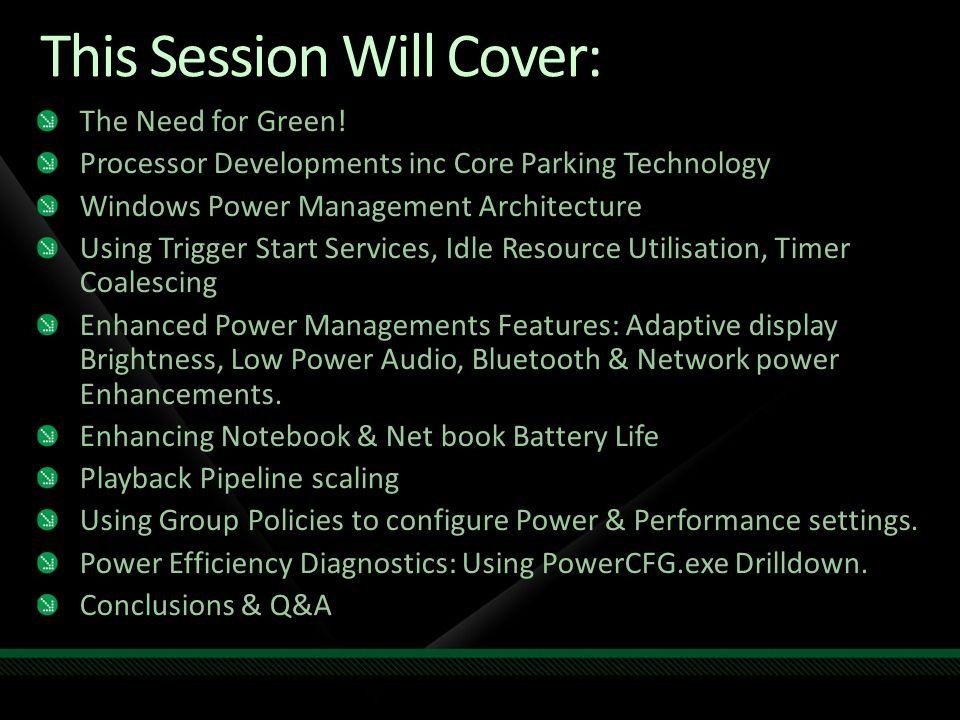 C6 on Intel® Core™ Microarchitecture (Nehalem) Core 0 Core 1 Core 2 Core 3 Core Power Time 0 0 0 0 Task completes.