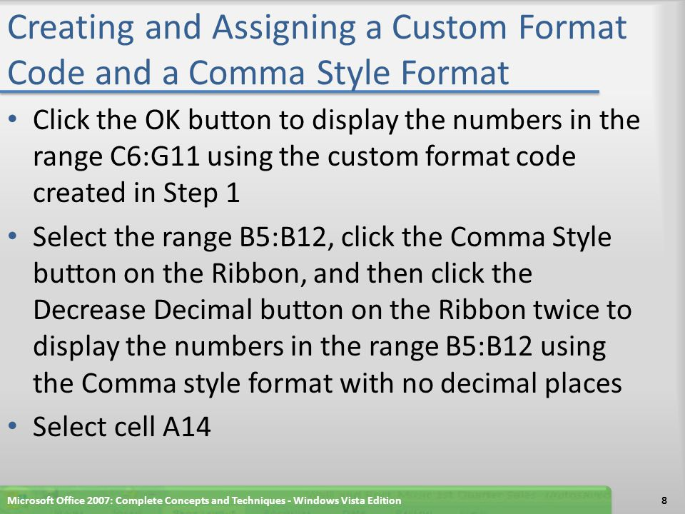 Replacing a String with Another String With the Company sheet active, click the Find & Select button on the Ribbon and then click Replace When Excel displays the Find and Replace dialog box, type Philips in the Find what box and Royal Philips in the Replace with box Click the Format button to the right of the Replace with box.