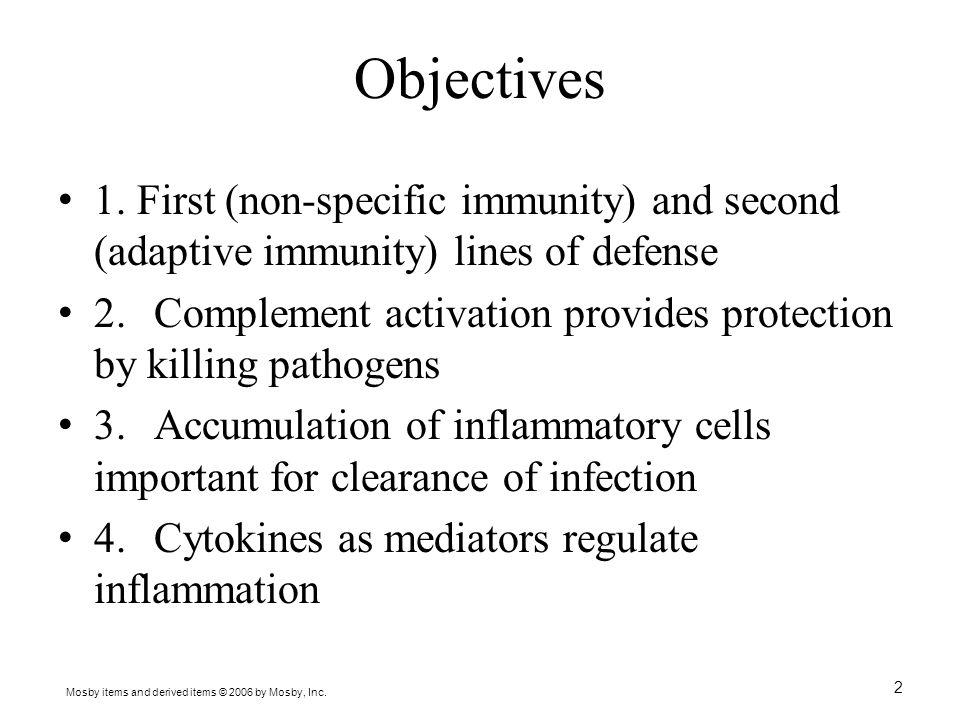 Natural Defense Mechanisms. Immunology Unit. College of Medicine & KKUH.