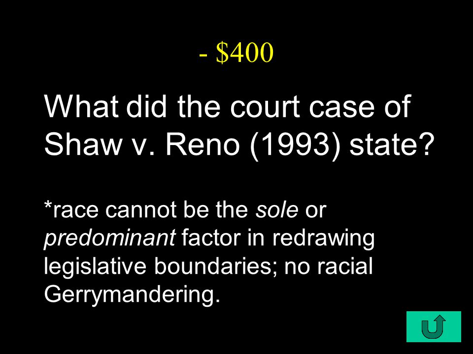 C1-$500 - $500 Which Amendment was used in the Buckley v.