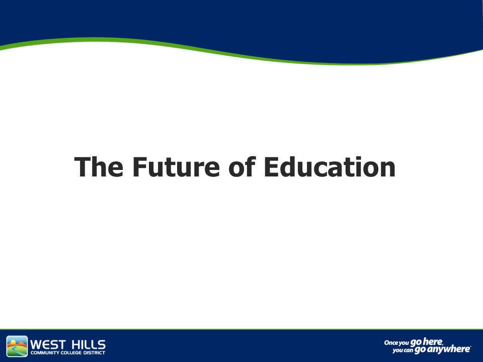 Capital Investments The Future of Education