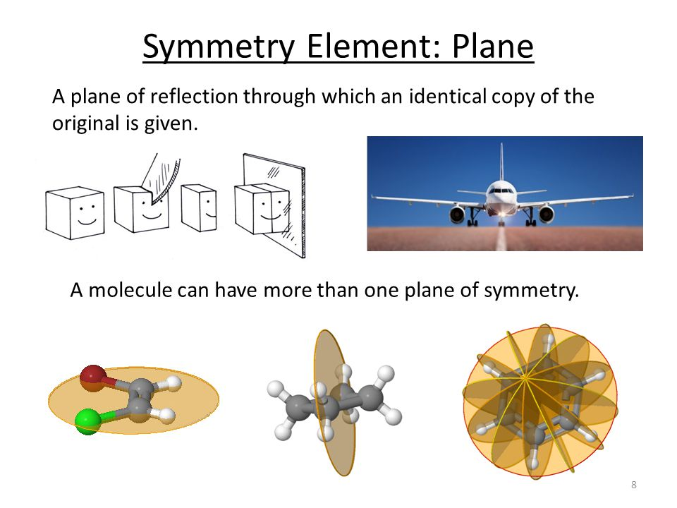 79 Dynamic Molecules Amine Inversion 10 ^10 per second Symmetry Through the Eyes of a Chemist Changes in: Symmetry Dipole moment Chirality Vibrational motion