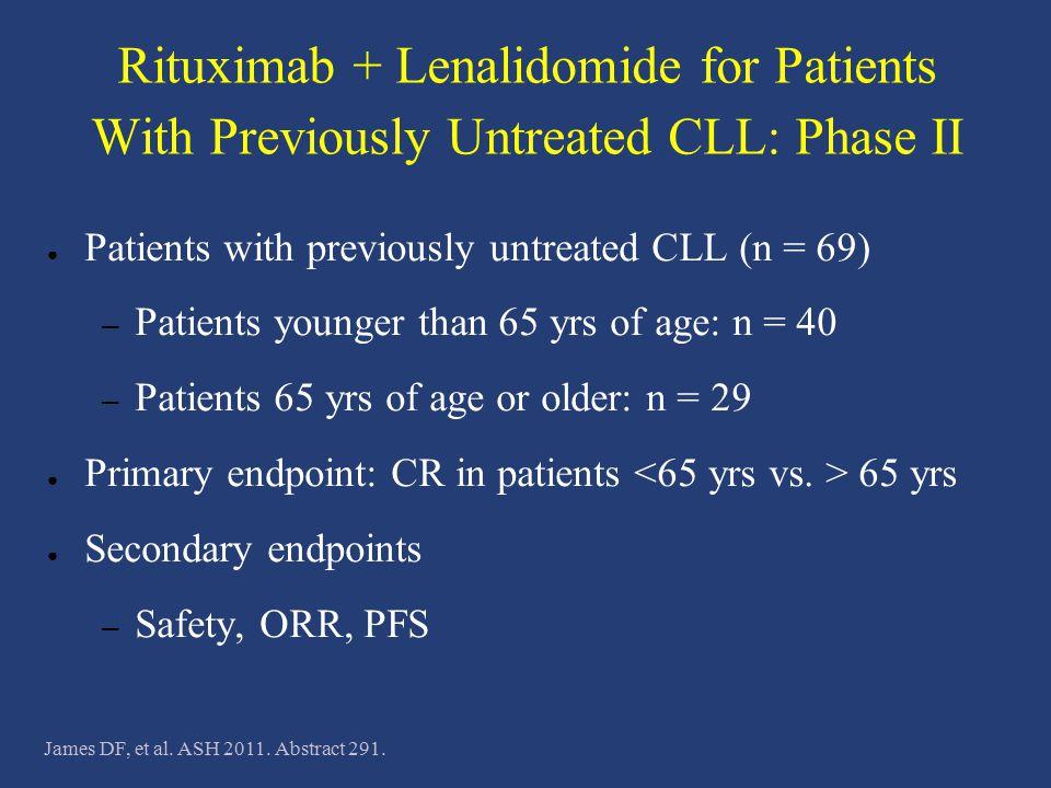 Mantle Cell Lymphoma ● Role of Rituximab – Kluin-Nelemans, et al.