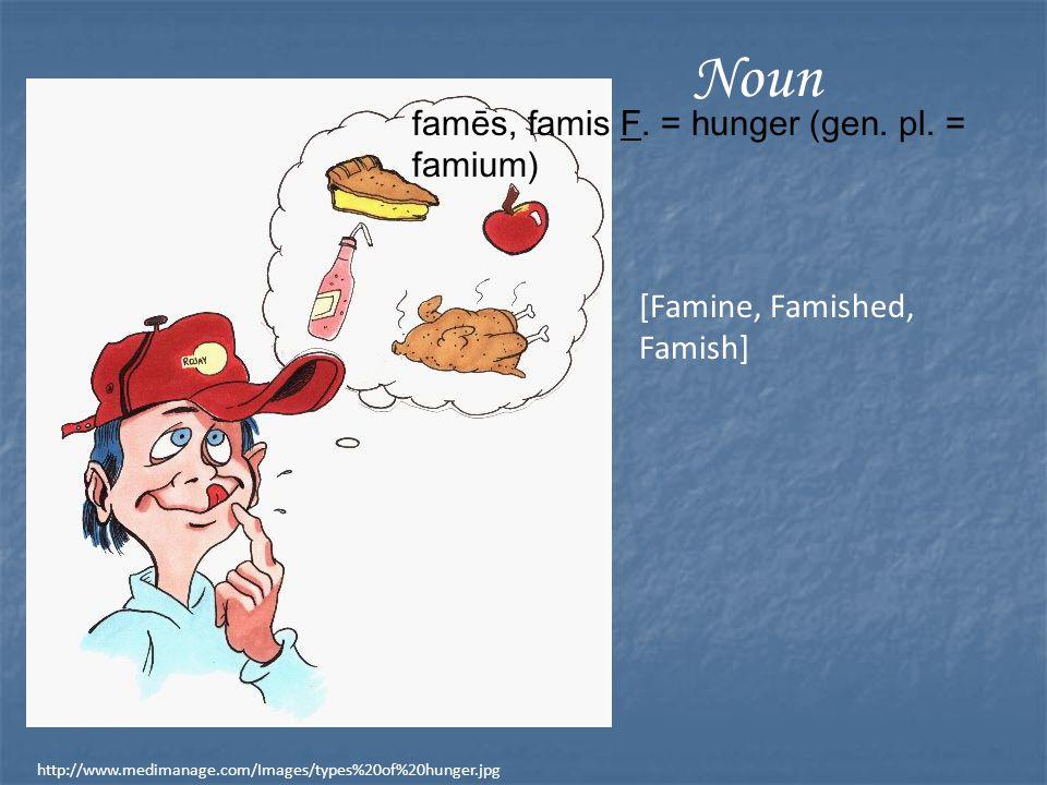 http://www.medimanage.com/Images/types%20of%20hunger.jpg [Famine, Famished, Famish] Noun famēs, famis F.
