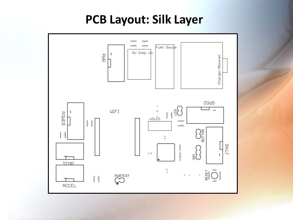 PCB Layout: Silk Layer