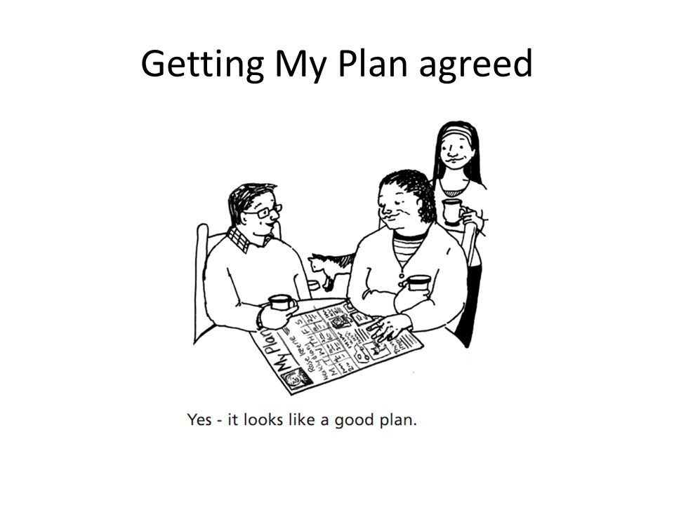 Getting My Plan agreed