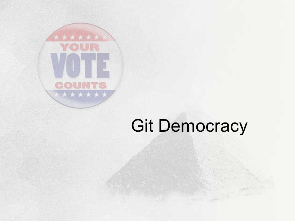 Git Democracy