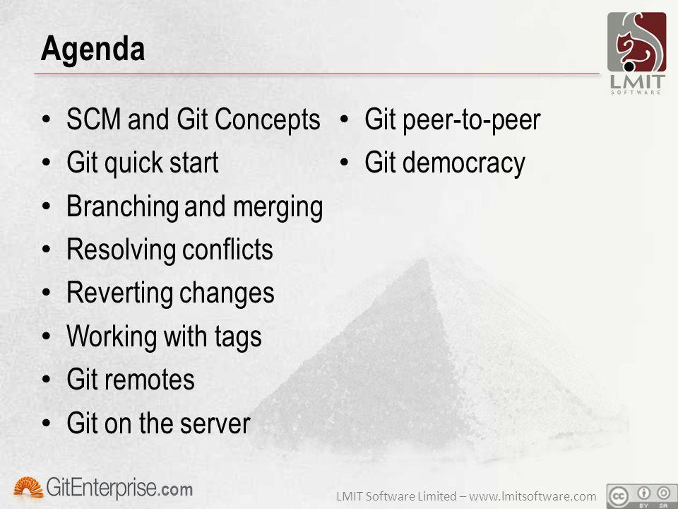 Git remote management
