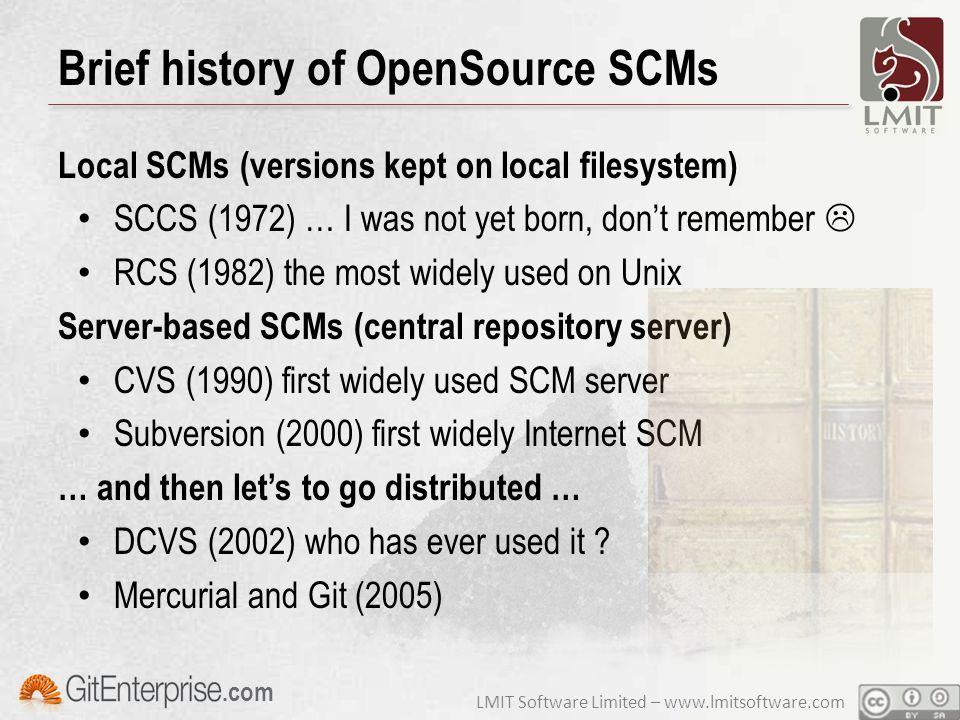 LMIT Software Limited – www.lmitsoftware.com.com Too simple .