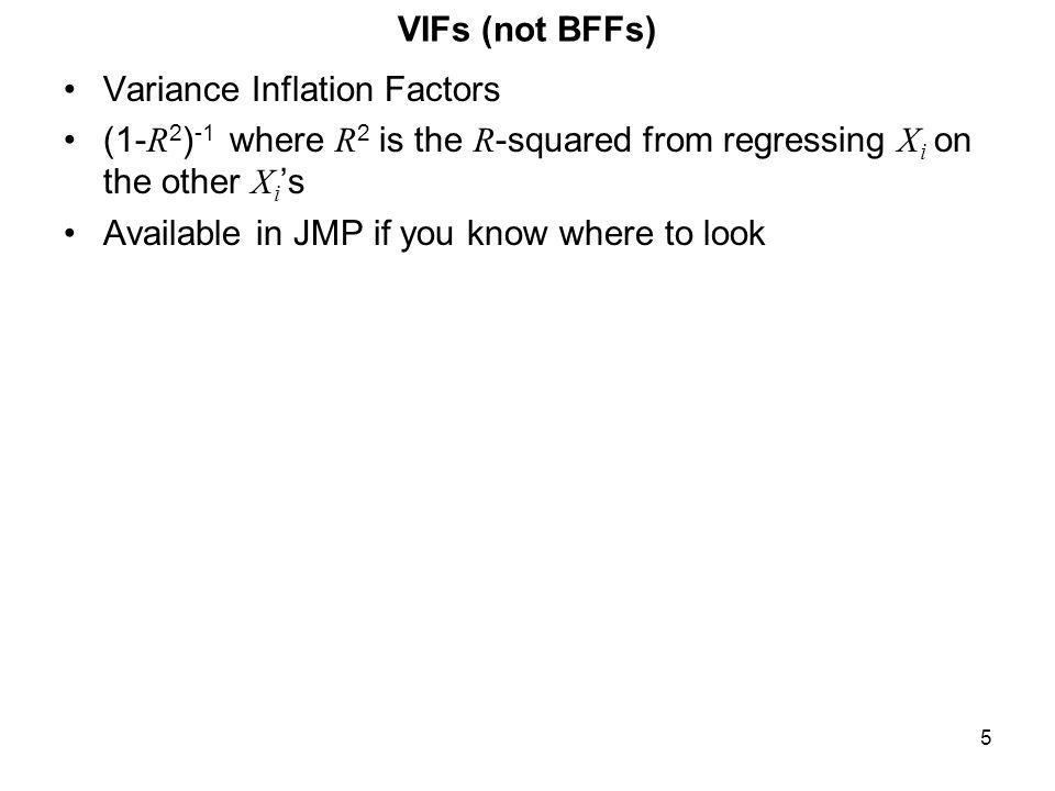 76 Example Using JMP (SAS) Software