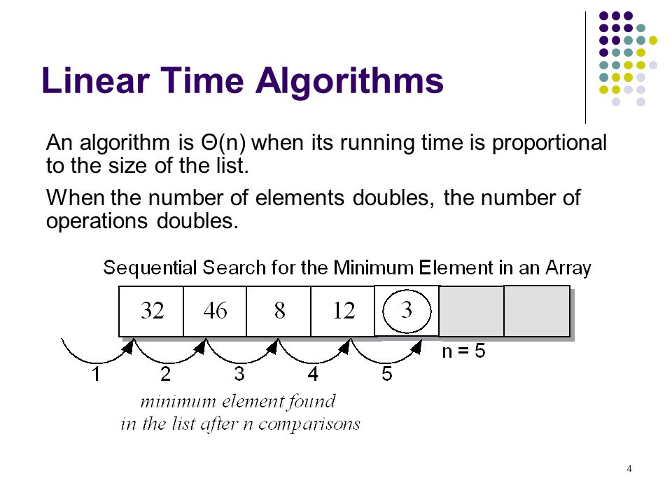 25 Binary Search Algorithm Case 2: The value of target is less than midvalue and the search must continue in the lower sublist.