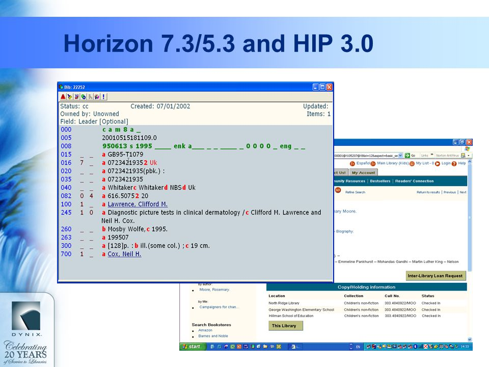 Horizon 7.3/5.3 and HIP 3.0