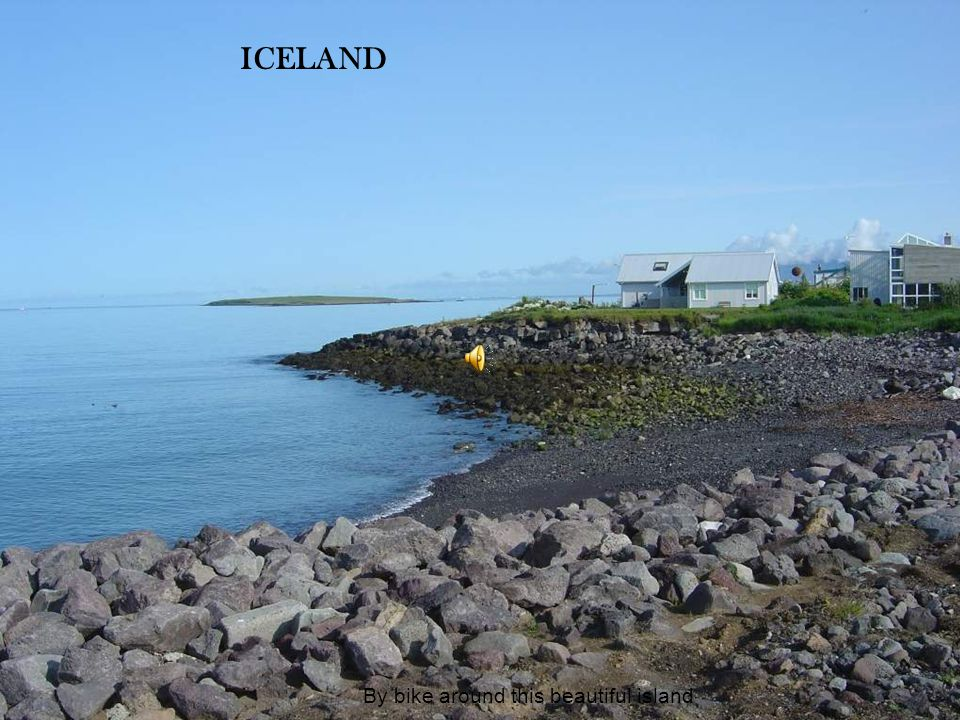 ICELAND By bike around this beautiful island