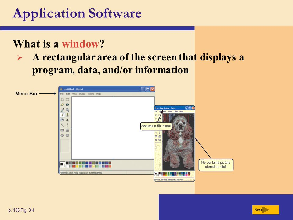 Learning Aids and Support Tools for Application Software What is a wizard.