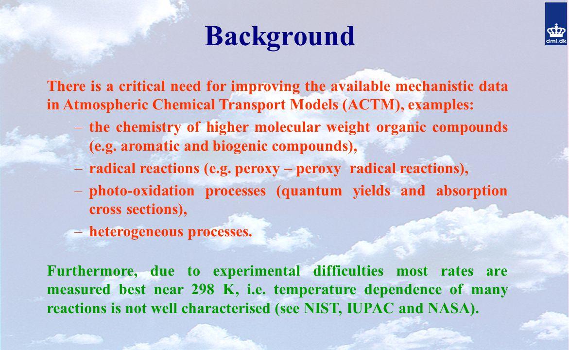 RACM better than RADM2 Ref. Stockwell et al., JGR, 1997