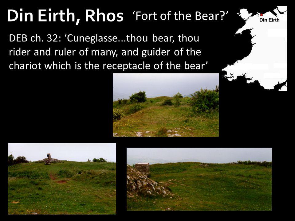 Din Eirth, Rhos DEB ch.