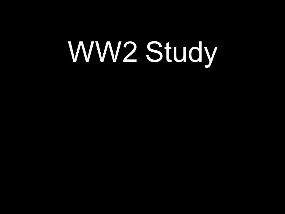 WW2 Study