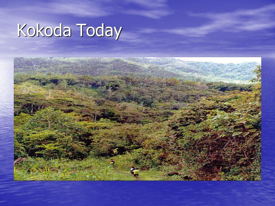 Kokoda Today